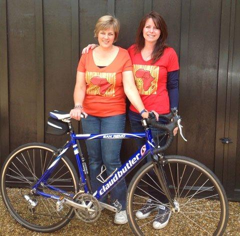Anne Harris Bike